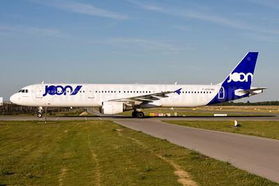 Joon (Air France) Airbus A321-212 (msn 3441) MUC (Gunter Mayer). Image: 954557.