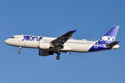 Joon (Air France) Airbus A320-214 F-GKXV (msn 4084) LHR (Tony Storck). Image: 948875.