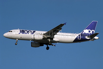 Joon (Air France) Airbus A320-214 F-HEPC (msn 4267) TXL (Jacques Guillem Collection). Image: 941540.
