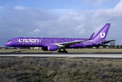 L'Avion Boeing 757-230 WL F-HAVN (msn 25140) ORY (Jacques Guillem). Image: 946505.