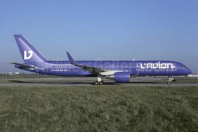L'Avion Boeing 757-230 WL F-HAVN (msn 25140) ORY (Jacques Guillem). Image: 943929.