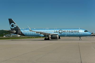 La Compagnie Airbus A321-251NX WL F-HNCO (msn 9131) ZRH (Rolf Wallner). Image: 953922.