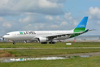 Level (France) Airbus A330-202 F-WWCG (F-HLVM) (msn 1882) TLS (Paul Bannwarth). Image: 942969.