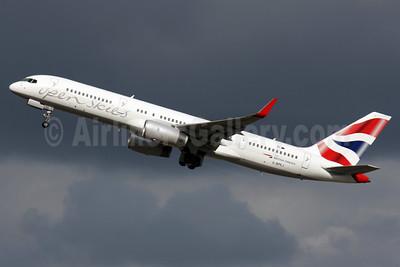 OpenSkies (British Airways) Boeing 757-236 ER WL G-BPEJ (msn 25807) LHR (Antony J. Best). Image: 901173.