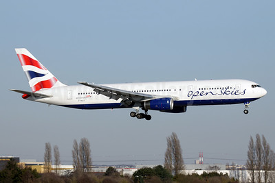 OpenSkies (British Airways) Boeing 767-336 ER F-HILU (msn 24341) ORY (Antony J. Best). Image: 941155.