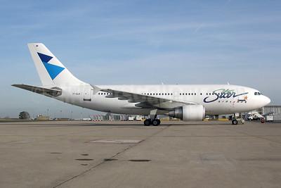Leased from Islandsflug November 29, 2005