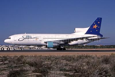 Star Airlines (France) (Air Transat) Lockheed L-1011-385-3 TriStar 500 C-GTSR (msn 1239) (Bruce Drum Collection). Image: 946659.