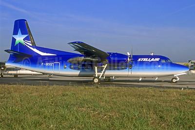 StellAir Transports Aeriens Fairchild F-27J F-GEXZ (msn 74) ORY (Christian Volpati). Image: 937890.