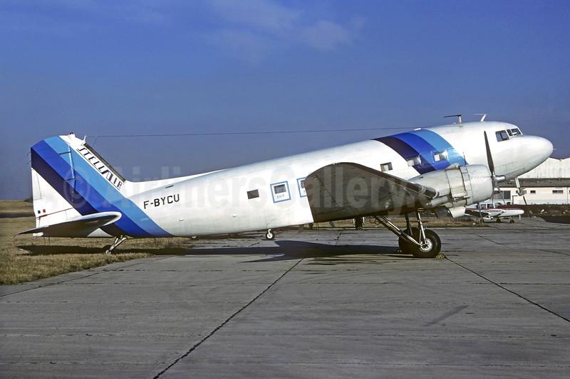 StellAir Transports Aeriens Douglas C-47A-DK (DC-3) F-BYCU (msn 12720) LBG (Christian Volpati). Image: 937887.