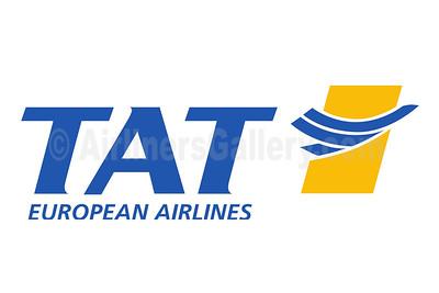 1. TAT European Airlines logo