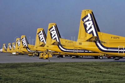 TAT (Touraine Air Transport) (1st) tails ORY (Jacques Guillem). Image: 955081.