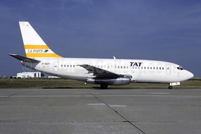 TAT (Transport Aerien Transregional) (2nd) - La Poste Boeing 737-210C F-GGFI (msn 20138) ORY (Jacques Guillem). Image: 946458.