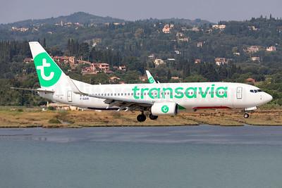 Transavia (France) Boeing 737-8K2 WL F-GZHK (msn 37790) CFU (Stefan Sjogren). Image: 954457.