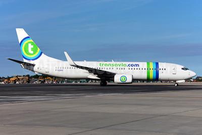 Transavia.com (Transavia France) Boeing 737-85H WL F-GZHV (msn 29444) DUB (Greenwing). Image: 939611.