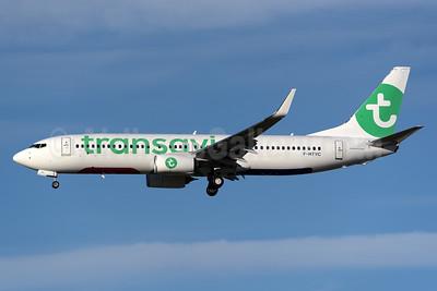 Transavia (France) Boeing 737-8K2 WL F-HTVC (msn 62150) MAD (Rolf Wallner). Image: 932856.