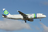 First Airbus A320 in Transavia Airlines France colors
