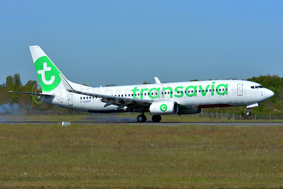 Transavia (France) Boeing 737-8K2 WL F-GZHT (msn 41332) NTE (Paul Bannwarth). Image: 932962.