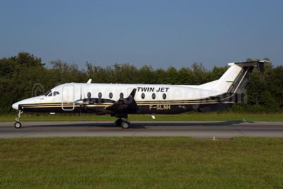 Twin Jet Beech (Raytheon) 1900D F-GLNH (msn UE-73) ZRH (Rolf Wallner). Image: 947074.