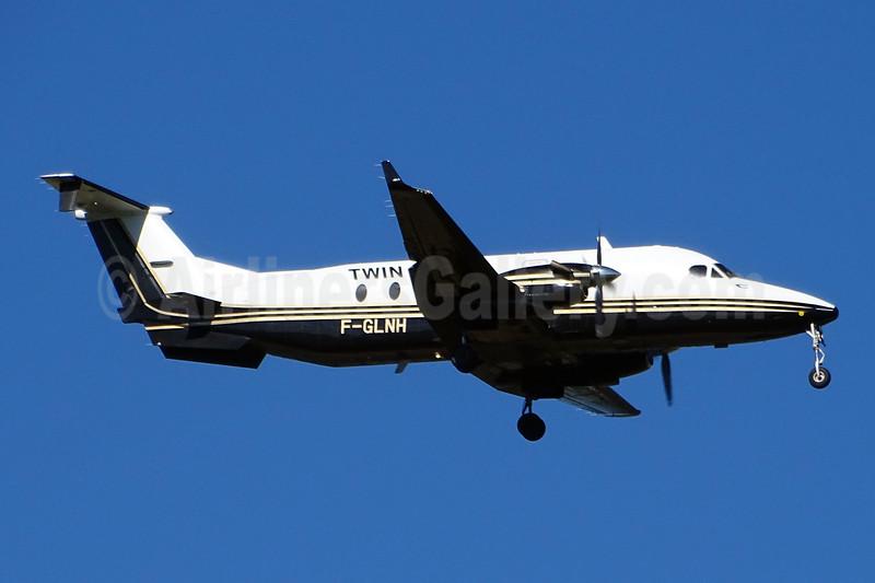 Twin Jet Beech (Raytheon) 1900D F-GLNH (msn UE-73) BSL (Paul Bannwarth). Image: 947073.