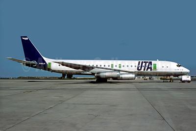 UTA (Union de Transports Aeriens) McDonnell Douglas DC-8-62 F-BOLH (msn 46028) CDG (Christian Volpati). Image: 928122.