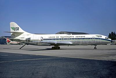 UTA-Union de Transports Aeriens Sud Aviation SE.210 Caravelle 10R F-BNRB (msn 222) LBG (Christian Volpati). Image: 904762.