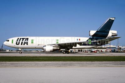 UTA (Union de Transports Aeriens) McDonnell Douglas DC-10-30 F-GHOI (msn 46870) MIA (Bruce Drum). Image: 104181.
