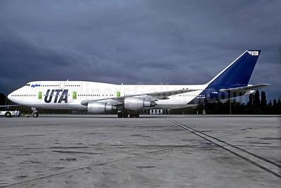 UTA (Union de Transportes Aeriens) Boeing 747-2B3B F-BTDH (msn 22515) CDG (Christian Volpati). Image: 936092.