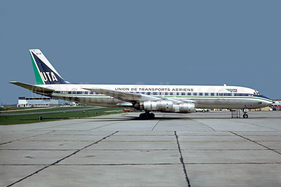 Airline Color Scheme - Introduced 1963 - Best Seller