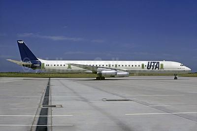 UTA (Union de Transports Aeriens) McDonnell Douglas DC-8-63PF F-BOLM (msn 46058) CDG (Christian Volpati). Image: 907795.
