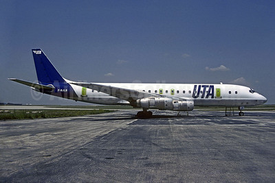 UTA (Union de Transports Aeriens) McDonnell Douglas DC-8-53 F-BJLB (msn 45568) CDG (Christian Volpati). Image: 928121.