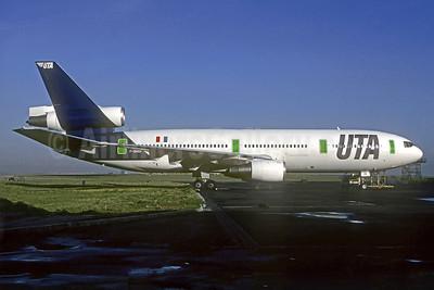UTA (Union de Transports Aeriens) McDonnell Douglas DC-10-30 F-GHOI (msn 46870) CDG (Christian Volpati). Image: 932280.