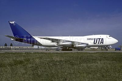 UTA Cargo (Air France) Boeing 747-228F F-GCBM (msn 24879) CDG (Christian Volpati). Image: 903033.