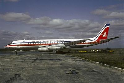 Union de Transports Aeriens-UTA McDonnell Douglas DC-8-62 F-BOLF (msn 45918) (LAM colors) CDG (Christian Volpati). Image: 907793.