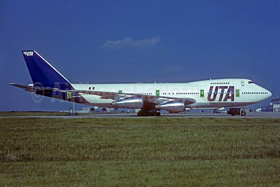 UTA (Union de Transportes Aeriens) Boeing 747-2B3B F-BTDG (msn 22514) CDG (Christian Volpati). Image: 936091.