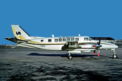 Uni Air Rouergue Beechcraft 99 Airliner F-BSUZ (msn U-57) LBG (Christian Volpati). Image: 948669.
