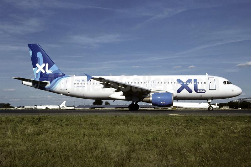 XL.com (XL Airways France) Airbus A320-212 F-GTHL (msn 189) CDG (Christian Volpati). Image: 945163.