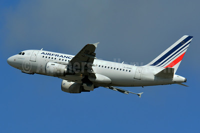 Air France Airbus A318-111 F-GUGI (msn 2350) ZRH (Paul Bannwarth). Image: 932255.