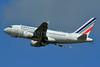 Air France Airbus A318-111 F-GUGI (msn 2350) ZRH (Paul Bannwarth). Image: 932255.