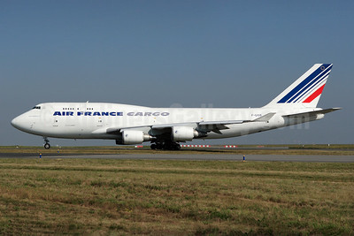 Air France Cargo Boeing 747-428 (F) F-GISB (msn 25302) CDG (Giovanni Verbeeck). Image: 935824.