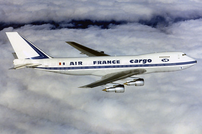 Air France Cargo Boeing 747-228F N18815 (msn 20887) (Pelican Cargo) (Christian Volpati Collection). Image: 936722.