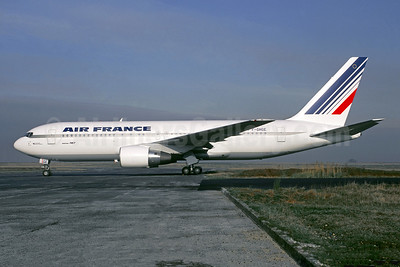 Ex Aeromaritime, delivered on October 2, 1991