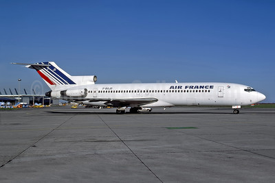 Air France Boeing 727-228 F-BOJD (msn 19546) MUC (Rob Rindt Collection). Image: 950108.