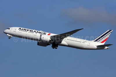 Air France's first Boeing 787-9 Dreamliner