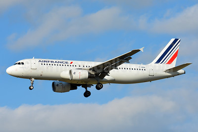 Air France Airbus A320-214 F-HBNI (msn 4820) TLS (Paul Bannwarth). Image: 939755.
