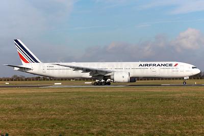 Air France Boeing 777-328 ER F-GSQS (msn 32962) DUB (Greenwing). Image: 929141.