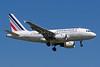Air France Airbus A318-111 F-GUGF (msn 2109) ZRH (Paul Bannwarth). Image: 924055.