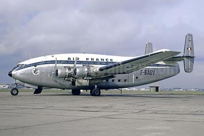 Air France Breguet 763 Provence F-BASV (msn 9) LHR (Jacques Guillem Collection). Image: 946553.