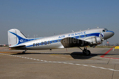 Air France (Dutch Dakota Association) Douglas C-47A-DK (DC-3A-456) PH-PBA (msn 19434) AMS (Ton Jochems). Image: 901287.
