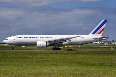 Air France Cargo Boeing 777-F28 F-GUOC (msn 32968) DUB (SM Fitzwilliams Collection). Image: 937230.
