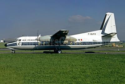 Air France Fokker F.27 Mk. 200 F-BUFO (msn 10259) LBG (Christian Volpati). Image: 948994.
